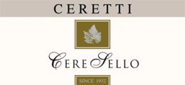 CereSello, sparkling white wine by Ceretti