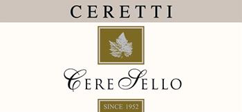 CereSello, sparkling white wine by Ceretti