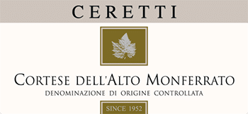 Cortese <br/>dell'Alto Monferrato <br/>DOC 2