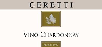 Ceretti Chardonnay Wine